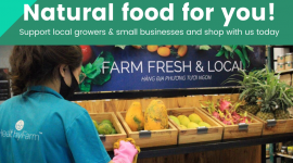 Healthy Farm – Clean, Creative and Cooperative